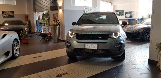 Land Rover Discovery Sport usata 2.2 SD4 HSE Luxury 7POSTI*GARANZIA LR24MESI* diesel Rif. 11907139
