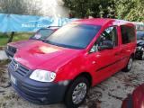 Volkswagen Caddy 2.0 Ecofuel 5 Posti Life Metano - immagine 2