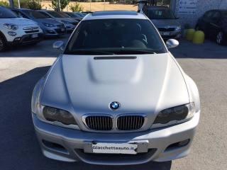 BMW M3 Cat Coupé-TETTO APRIBILE-NAVIGATORE-SMG- Usata