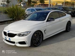 BMW 420 Coupé Msport-KIT M-PERFORMANCE 200 CV- Usata