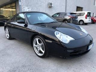 PORSCHE 911 996 Carrera Cabriolet-CAMBIO MANUALE-TAGL PORSCHE Usata