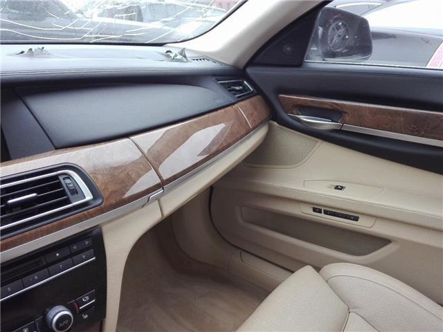 Immagine di BMW 750 Serie 7 (F01/02/04) xDrive Futura no motore