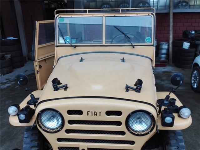 Immagine di FIAT Campagnola ar 51-b