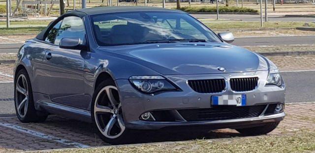 Bmw usata Serie 6 (E63/E64) cat Cabrio a benzina Rif. 11941753