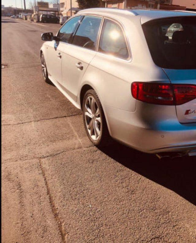 Immagine di AUDI S4 Avant 3.0 TFSI quattro S tronic