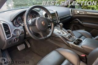 PORSCHE Cayenne 4.8 Turbo S AUTO+NAVI+PELLE+TETTO+CARBON Usata