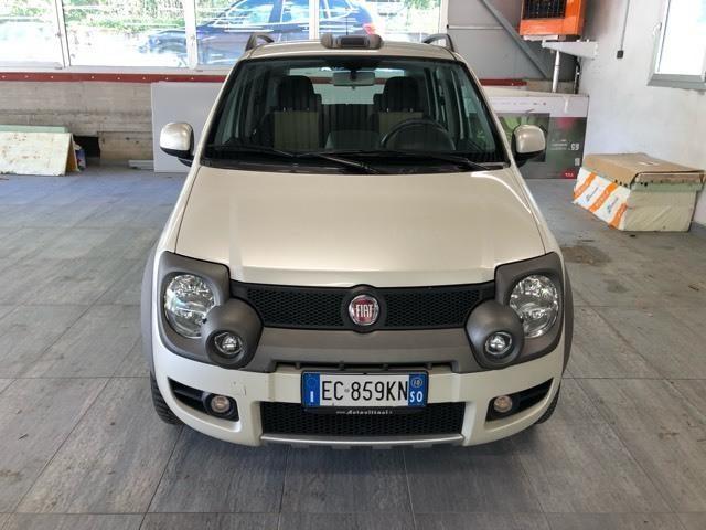 Fiat Panda usata 1.3 MJT 16V 4x4 Cross diesel Rif. 11978913