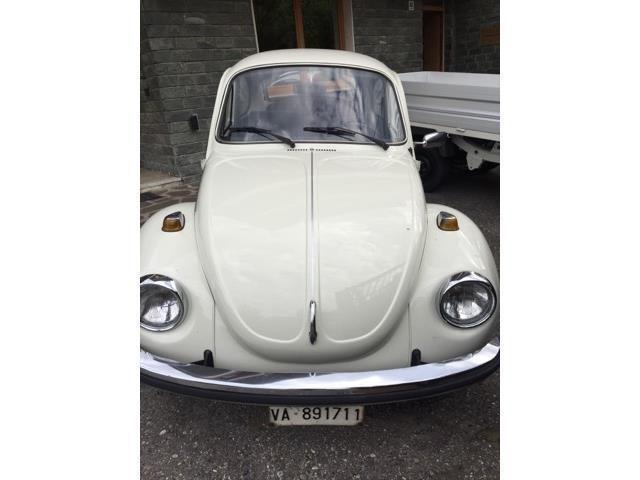 Volkswagen Maggiolino usata a benzina Rif. 11978902