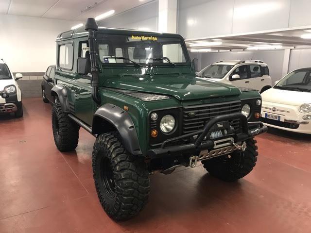 Land Rover Defender usata 90 Td5 diesel Rif. 11978896