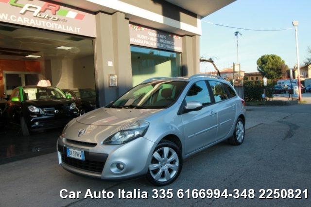 Renault Clio usata 1.2 16V TCE 100CV SporTour Dynamique NAVI Clima a benzina Rif. 11991024