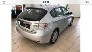 SUBARU Impreza 2.0D RS AWD 4x4 Intregrale Usata