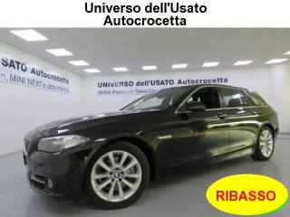 BMW 520 D Touring Business Auto EURO 6 Usata