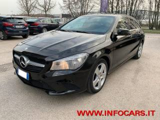 MERCEDES-BENZ CLA 220 D 177 CV AUTOMATICA BUSINESS Usata