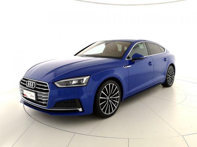Audi A5 km 0 SPB 40 g-tron S tronic Business a metano Rif. 11995948