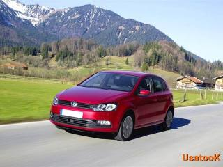 VOLKSWAGEN Polo 1.4 TDI 90CV DSG 5p. Fresh BlueMotion Technology Usata
