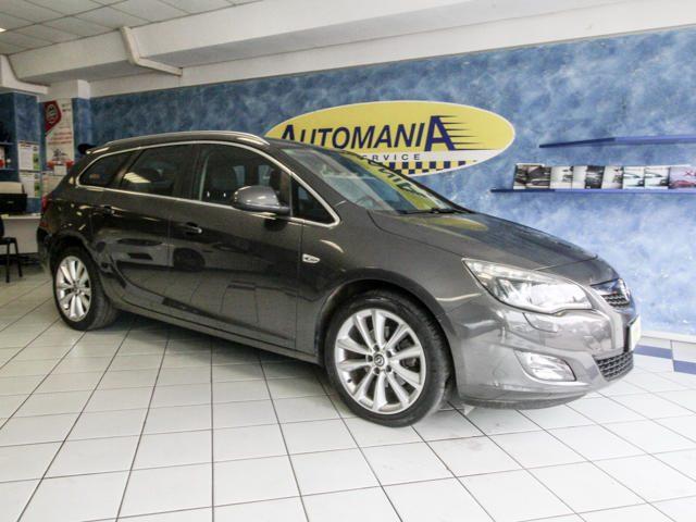 Opel Astra usata 2.0 CDTI Sports Tourer Cosmo - Uniproprietario diesel Rif. 12030943