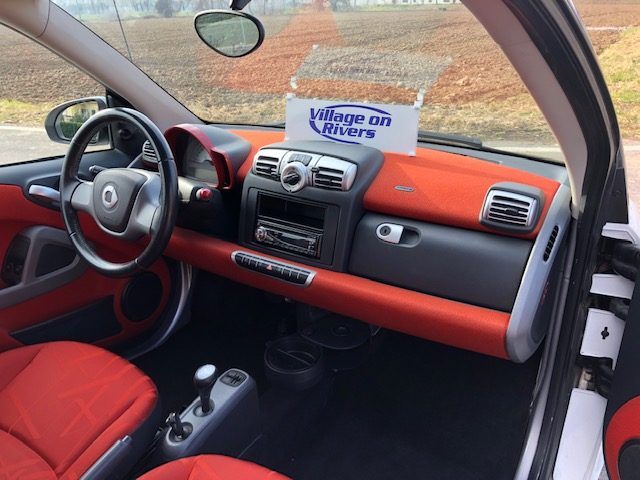 Immagine di SMART ForTwo 1000 52 kW cabrio passion