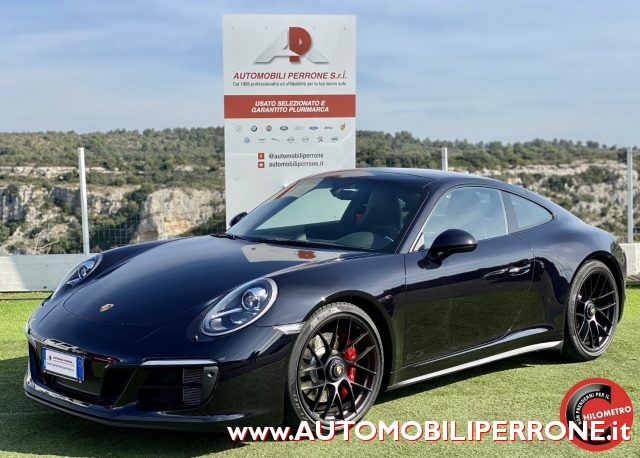 PORSCHE 991 Black metallized