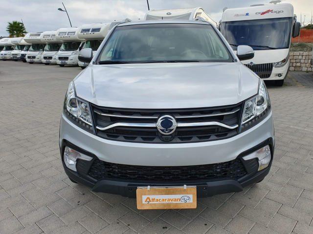Immagine di SSANGYONG Korando 2.2 Diesel 2WD MT Limited