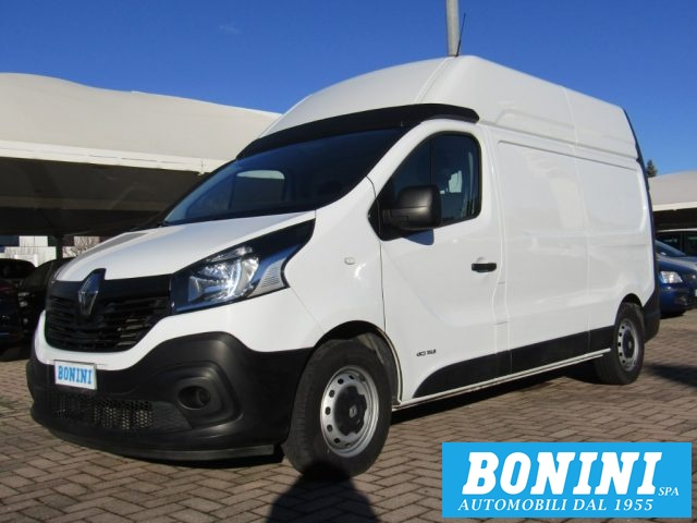 RENAULT Trafic T29 1.6 dCi 145CV S amp;S PL-TA Furgone Ice