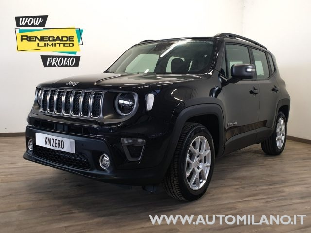 Jeep Renegade km 0 1.0 T3 Limited - Promo WOW a benzina Rif. 12044777