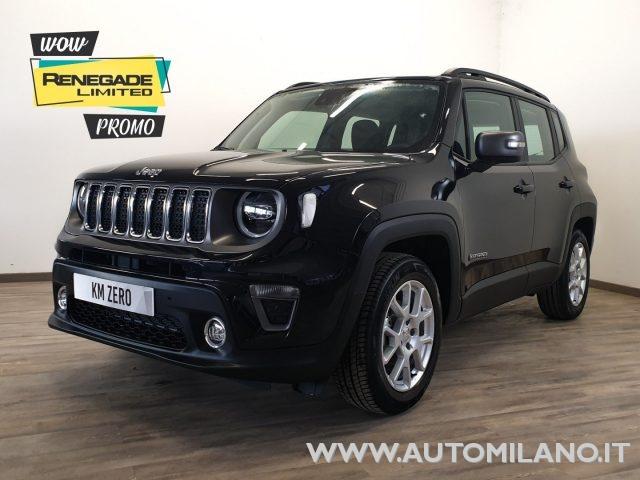 Jeep Renegade km 0 1.0 T3 Limited - Promo WOW a benzina Rif. 12044787