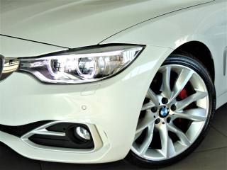 BMW 420 D Cabrio Automatic Modern Pelle+Navi Prof+Memory Usata