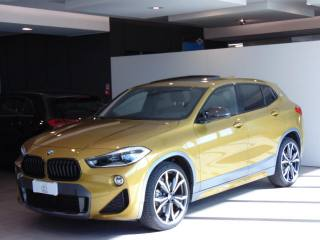 BMW X2 XDrive20d MSport-X Tetto+HarmKardon+Head-Up+NavPr Usata
