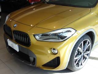 BMW X2 XDrive20d MSport-X Tetto+HarmKardon+Head-Up+NavPr Usata
