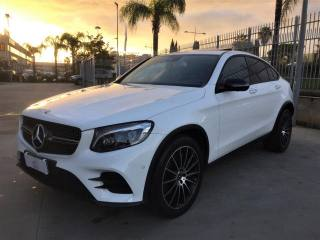 MERCEDES-BENZ GLC 250 D 4Matic Coupé Premium Tetto+P.Night+360°+20 Usata