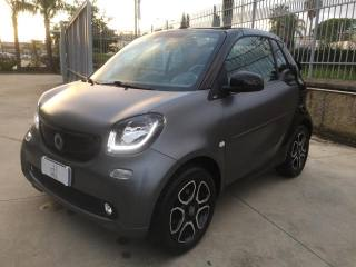SMART ForTwo 90 0.9 Turbo Twinamic Cabrio Prime Nav+Pelle+Led Usata