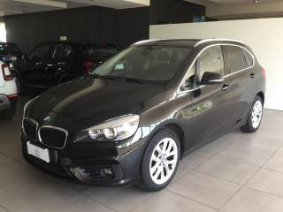 "BMW 218 D A.T. Aut. Nav+Cam+Volante F1+C.Lega17""+CC+ Usata"