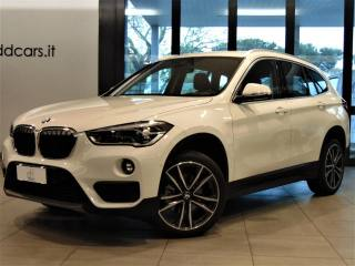 BMW X1 SDrive18d Business Aut. AdaptiveLed+Nav+Camera+PD Usata