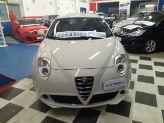 ALFA ROMEO MiTo 1.4 78 CV BlackLine Collection SS NEO PATENTATI Usata