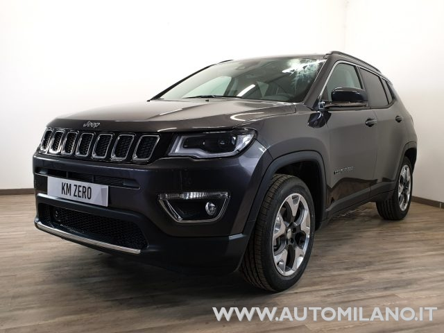 Jeep Compass km 0 1.4 MultiAir 2WD Limited a benzina Rif. 12064097