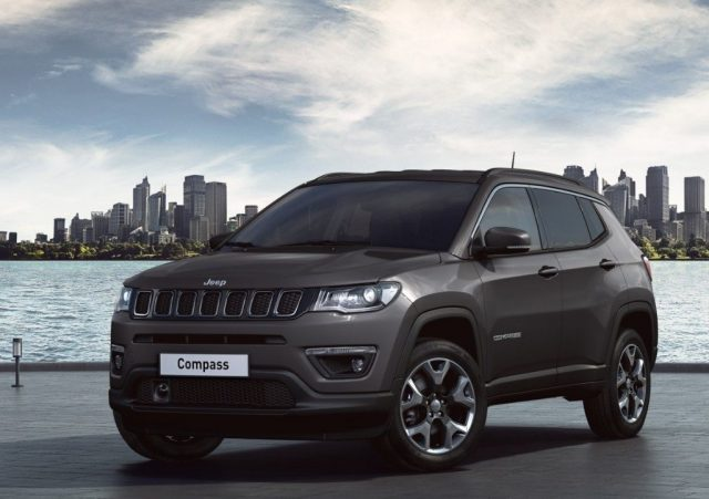 Jeep Compass km 0 1.4 MultiAir 2WD Limited a benzina Rif. 12082664