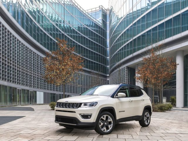 Jeep Compass km 0 1.4 MultiAir 2WD Limited my 19 a benzina Rif. 12082676