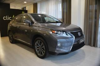 LEXUS RX 450h -3.5- Hybrid- Fsport Uniproprietario Come Nuova! Usata