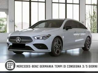 MERCEDES-BENZ CLA 220 Automatic Shooting Brake Premium Usata