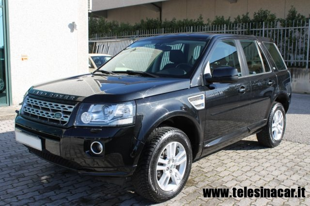 LAND ROVER Freelander Nero pastello