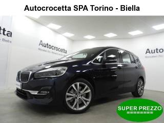 BMW 220 D XDrive Gran Tourer Luxury 7 Posti Auto Km 0
