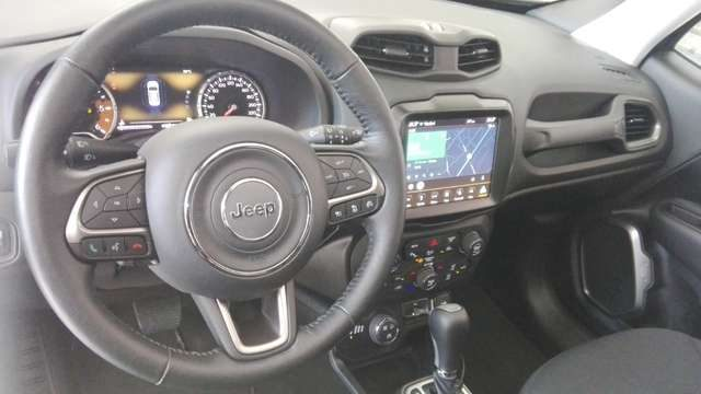 JEEP Renegade 2.0 140cvLimited 4WD T.A. Aut. Xeno LED schermo8,