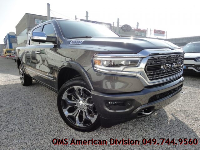 DODGE RAM 1500 5.7 GPL V8 Limited Pronta consegna