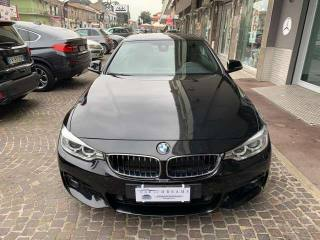 BMW 420 Serie 4 Cabrio(F33) Cabrio Msport Usata