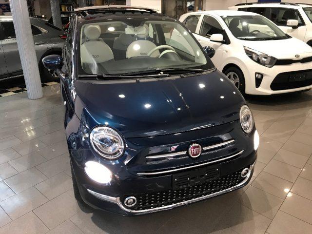 Fiat 500 km 0 SERIE 8 -1.0 70CV HYBRID LOUNGE TETTO APRIBILE elettrica Rif. 12130656