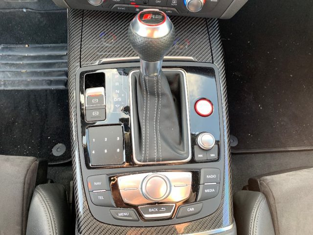 Immagine di AUDI A6 RS6 Avant 4.0 TFSI quattro tiptronic