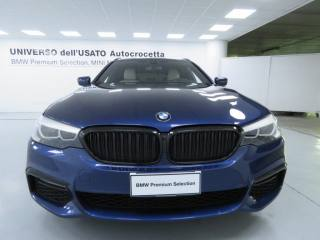 BMW 520 D XDrive Touring Msport 190hp Auto EURO 6 Usata