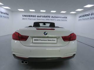 BMW 420 D Cabrio Msport 190hp Auto EURO 6 Usata