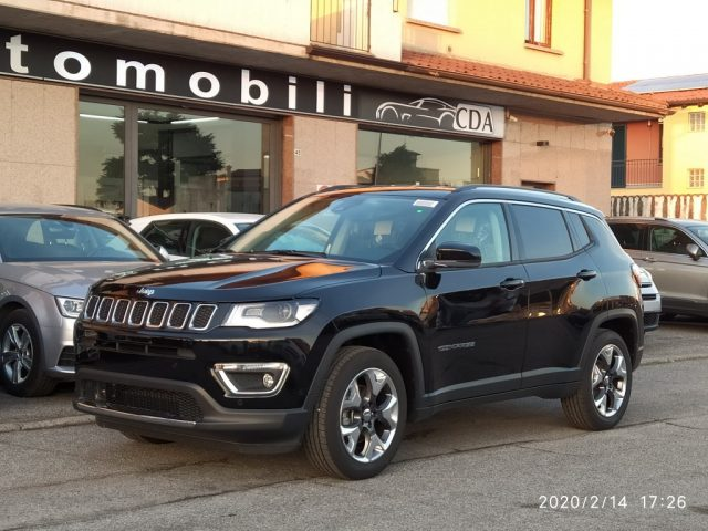 Jeep Compass km 0 1.4 MultiAir 2WD Limited PARKING PREMIUM WINTER a benzina Rif. 12154520