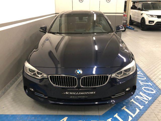 Immagine di BMW 430 dA Cabrio Luxury Aut. full 1p. Euro6b *come nuova*